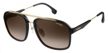 CARRERA 133/S 2M2/HA Black Gold - Brown Shaded