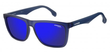 CARRERA 5041/S RCT/XT Matte Blue - Grey Blue