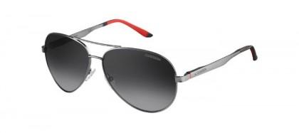 CARRERA 8010/S R80  (WJ) Grey Gradient Polarized