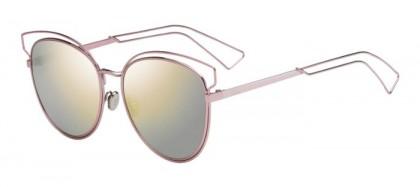 Christian Dior DIORSIDERAL2 JA0 (0J) Pink - Grey Rose Gold Mirror