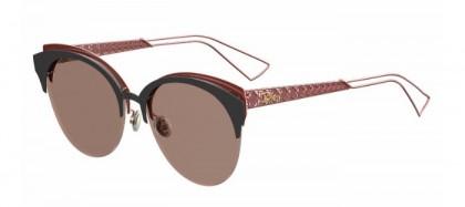 Christian Dior DIORAMACLUB EYM (AP) Matte Black Coral - Grey Multichrome Pink Gold