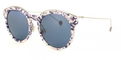 Christian Dior DIORBLOSSOM GKR (KU) White Violet Ruthenium - Blue Avio