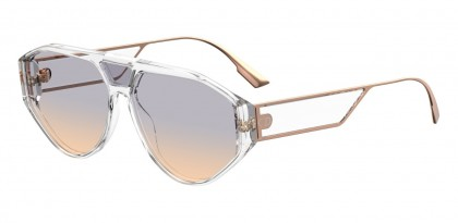 Christian Dior DIORCLAN1 900/1I Crystal - Brown Gradient