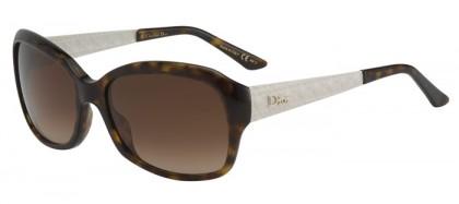 Christian Dior DIORCOQUETTE2 XCT  (D8) Hvana Matte Beige - Brown Double Gradient