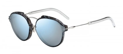 Christian Dior DIORECLAT GNO (T7) Black Marble - Blue Mirror