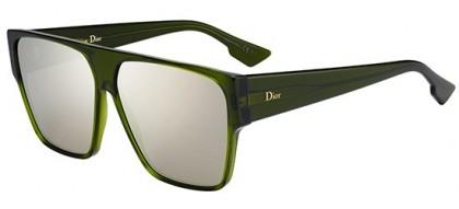 Christian Dior DIORHIT 1ED (SQ) Green - Gold