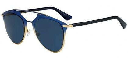 Christian Dior DIORREFLECTED TVW (KU) Blue Shaded Gold - Blue Avio