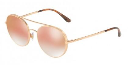 Dolce & Gabbana 0DG2199 12986F Pink Gold - Gradient Pink Mirror Pink