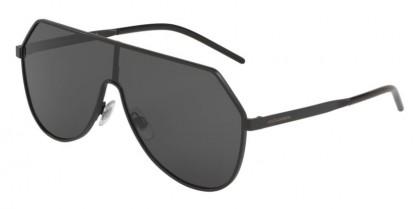 Dolce & Gabbana 0DG2221 110687 Matte Black - Grey