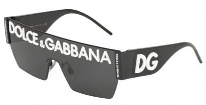 Dolce & Gabbana 0DG2233 01/87 Black - Gray