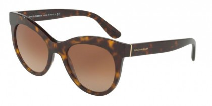 Dolce & Gabbana 0DG4311 50213 Havana - Brown Gradient