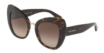 Dolce & Gabbana 0DG4319 502/13 Havana - Brown Gradient