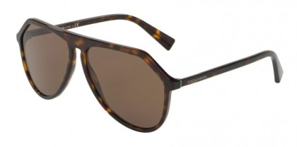 Dolce & Gabbana 0DG4341 502/73 Havana - Brown
