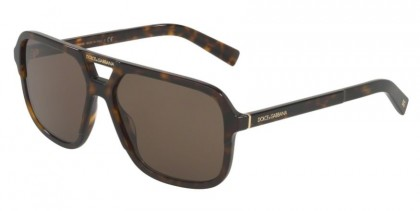 Dolce & Gabbana 0DG4354 502/73 Havana - Brown
