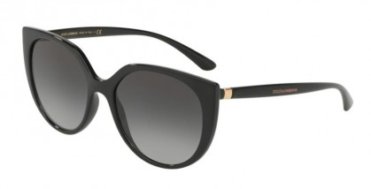 Dolce & Gabbana 0DG6119 501/8G Black - Grey Gradient