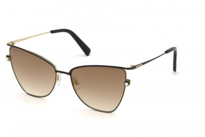 DSquared2 DQ0301 02G Black Gold - Brown Shaded