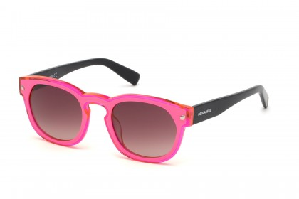 DSquared2 DQ0324 75T Pink - Red Shaded