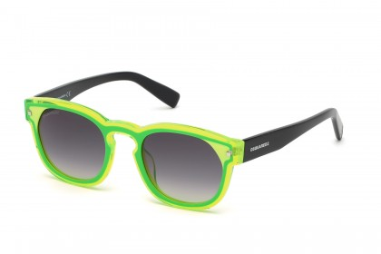 DSquared2 DQ0324 93B Green - Grey Shaded