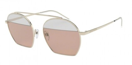 Emporio Armani 0EA2086 301364 Pale Gold - Light Brown