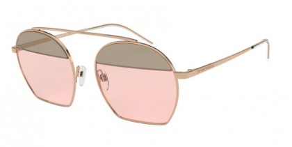 Emporio Armani 0EA2086 3167/5 Rose Gold - Light Pink