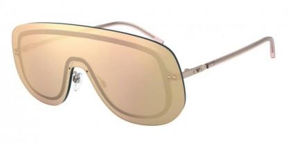 Emporio Armani 0EA2091 31677J Gold - Grey Mirror Rose Gold