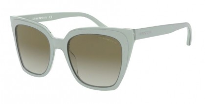 Emporio Armani 0EA4127 57458E Trilayer Azure Crystal - Green Gradient