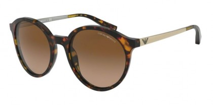 Emporio Armani 0EA4134 576513 Havana Brown/Orange - Brown Gradient