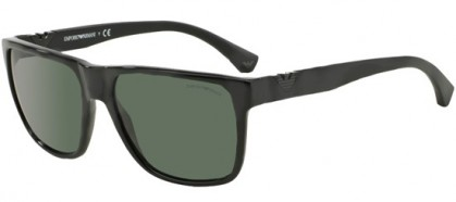 Emporio Armani ESSENTIAL LEASURE 0EA4035 501771 Black - Gray Green