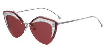 Fendi GLASS FF 0355/S C9A/4S Red - Pink