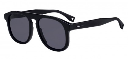 Fendi FF M0014/S 807 (IR) Black - Gray