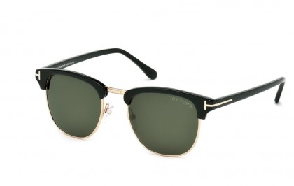 Tom Ford FT0248 05N Black - Green