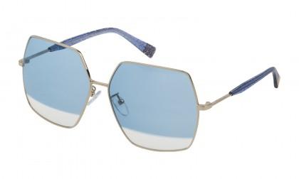 Furla SFU234 0594 Gold Light Shiny - Blue/Cut Clear