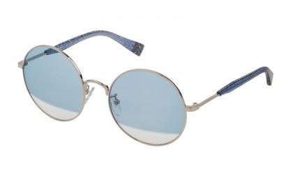Furla SFU235 0594 Gold Light Shiny - Blue/Cut Clear