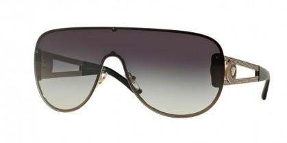 Versace 0VE2166 12528G Pale Gold - Grey Gradient