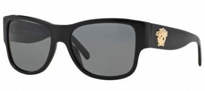 Versace 0VE4275 GB1/81 Black - Grey Polarized
