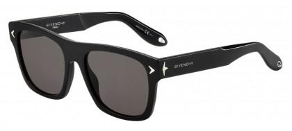 Givenchy GV 7011/S 807 (NR) Black - Brown Grey