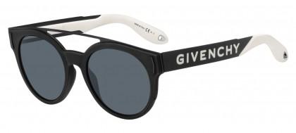 Givenchy GV 7017/N/S 807/IR Black - Grey