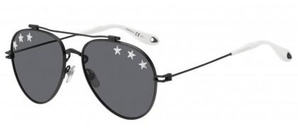 Givenchy GV 7057/STARS 807 (IR) Black - Grey