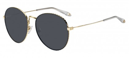 Givenchy GV 7089/S J5G (IR) Gold - Gray