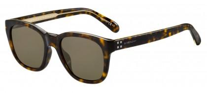 Givenchy GV 7104/G/S 086/70 Dark Havana - Brown