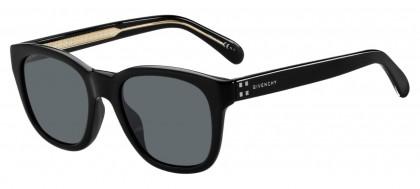 Givenchy GV 7104/G/S 807/IR Black - Grey