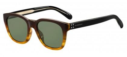Givenchy GV 7104/G/S OHO/QT Brown - Green