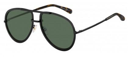 Givenchy GV 7113/S 807/QT Black - Green