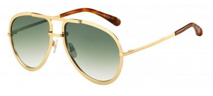 Givenchy GV 7113/S J5G/9K Gold - Green Shaded
