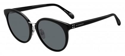 Givenchy GV 7115/F/S 807/IR Black - Grey