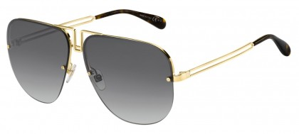 Givenchy GV 7126/S J5G/9O Gold - Grey Shaded