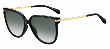 Givenchy GV 7131/G/S 807/9O Black - Grey Shaded