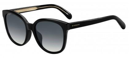 Givenchy GV 7134/F/S 807/9O Black - Grey Shaded