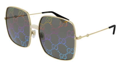 Gucci GG0414S-003 Gold - Multicolor Ivory