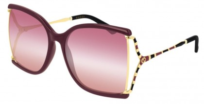 Gucci GG0592S-004 Red Gold - Pink Gold